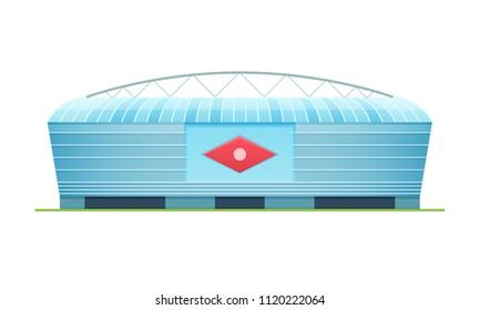 Stadium Exterior Images Stock Photos Vectors Shutterstock
