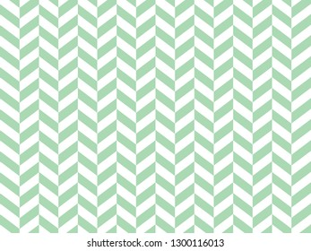 Beautiful pastel green mint and white background in triangle and square shape with modern trendy geometric concept.Vector pattern graphic design for wallpaper,textile, printed with vintage retro style