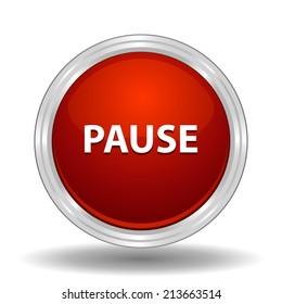 Beautiful Pause web icon