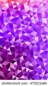 beautiful polygonal banner. to promote your products. vector illustration. to design banners, presentations, brochures greeting.