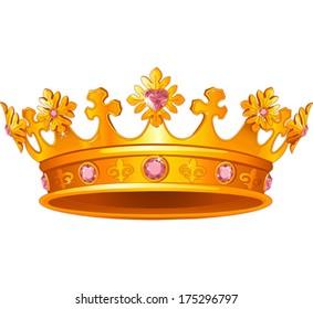 Beautiful Royal crown