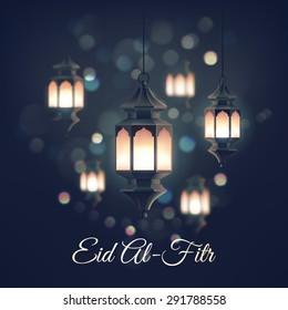 Must see Light Eid Al-Fitr Decorations - beautiful-vector-illustration-greeting-card-260nw-291788558  Trends_119729 .jpg