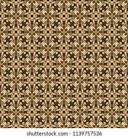 A beautiful  vintage pattern design