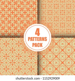 Beautiful  vintage pattern design