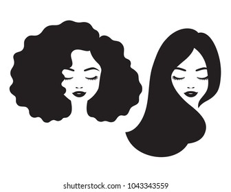 Afro ladies