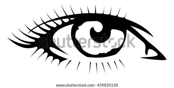 Free Eye Clipart Black And White, Download Free Clip Art, Free Clip Art on  Clipart Library