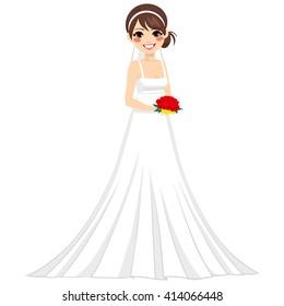 bride cartoon