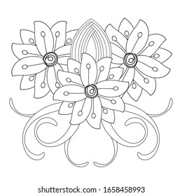 Fairies Adult Coloring Book Images, Stock Photos & Vectors ...