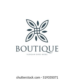 Beauty Boutique logo series