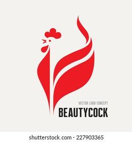Chicken Logo Images, Stock Photos & Vectors   Shutterstock