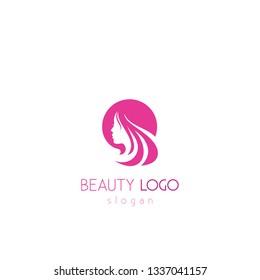 Beauty and fashion logo vector
