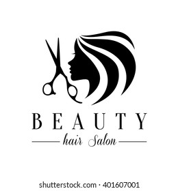 hair salon logo images stock photos vectors shutterstock rh shutterstock com hair salon logos free hair salon logos templates