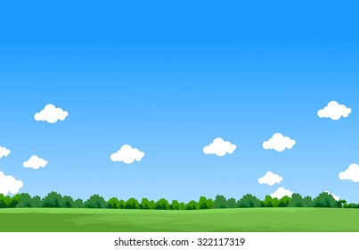 beauty landscape background