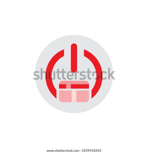 Beauty Power Logo Icon Design
