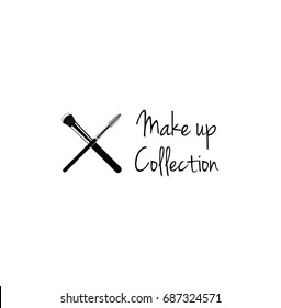 Makeup Artist With Brushes Stock Vectors, Images \u0026 Vector