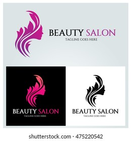 Beauty Salon Logo Images Stock Photos Vectors Shutterstock
