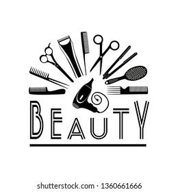 Logo Coiffeur Femme Images Photos Et Images Vectorielles De Stock Shutterstock