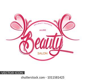 Beauty and Spa Logo / Icon