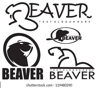 beaver symbol and mark