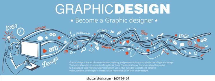 Become  Graphic Designer