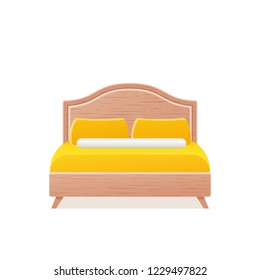 Cartoon Bed Images Stock Photos Vectors Shutterstock Ten in the bed | banana cartoon nursery rhymes & kids songs hd lyrics: https www shutterstock com image vector bed vector double wooden flat design 1229497822