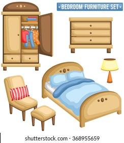 Cartoon Bedroom Images, Stock Photos & Vectors | Shutterstock