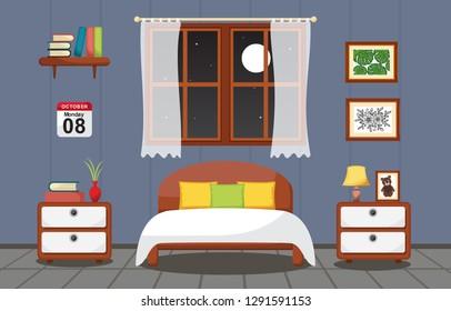 Ilustraciones Imágenes Y Vectores De Stock Sobre Casas Por Dentro