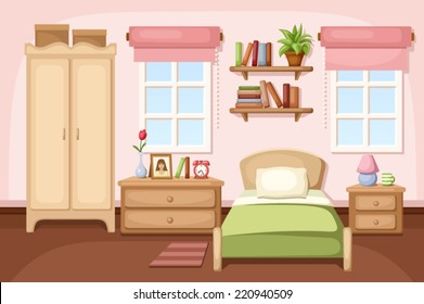Bedroom Interior Images Stock Photos Amp Vectors Shutterstock
