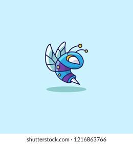 Bee Bot Character