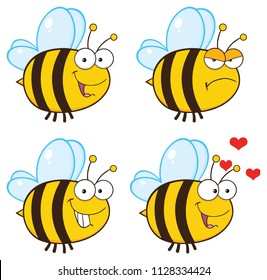 Cartoon Bumblebee Images Stock Photos Vectors Shutterstock