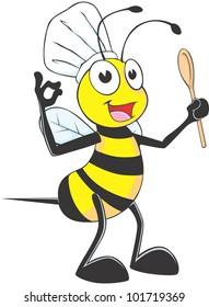 Bee Chef expert in cooking
