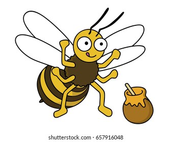Bee has Power