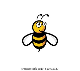 honey bee logo images stock photos vectors shutterstock rh shutterstock com honey bee colony honey bee ligonier pa