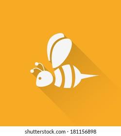 Bee (vector)