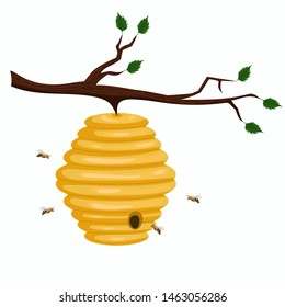 Beehive Clipart High Res Stock Images Shutterstock