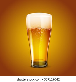 beer glass for pub