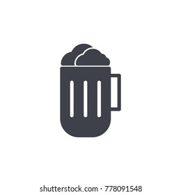 beer icon glyph