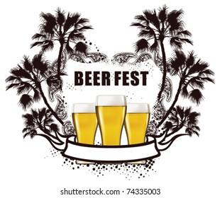 93fc235b Summer Beer Stock Illustrations, Images & Vectors   Shutterstock