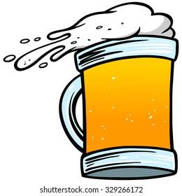 Beer Toss