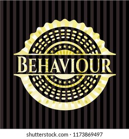 Behaviour gold badge