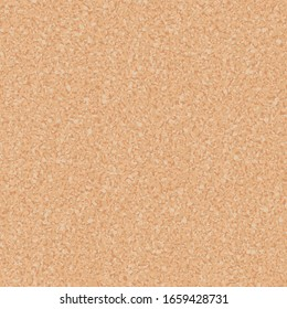 beige cork board texture seamless pattern. vector illustration.