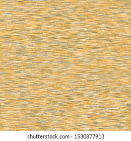 Beige Marl Variegated Heather Texture  Background. Vertical  Blended Line Seamless Pattern. For T-Shirt Fabric, Dyed Organic Jersey Textile, Triblend Melange Fibre All Over Print. Vector Eps 10 \u2028