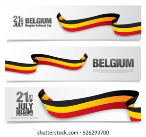 Belgium national day. July 21