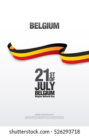 Belgium national day. July 21