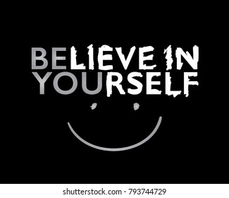 19739 Believe In Believe In Yourself Images Royalty Free Stock