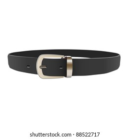 Belt isolated on a white background, vector