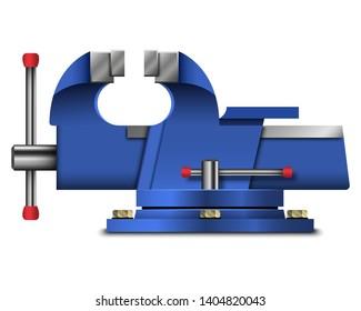 Stupendous Imagenes Fotos De Stock Y Vectores Sobre Bench Vice Uwap Interior Chair Design Uwaporg