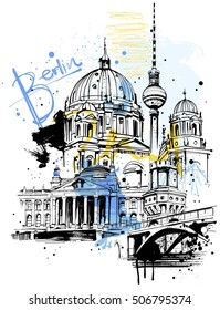Berlin Drawing