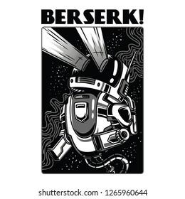 Berserk - Grayscale Version