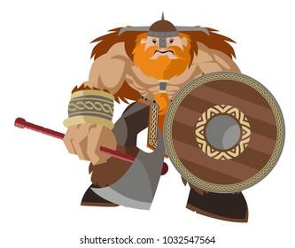 berserker viking warrior